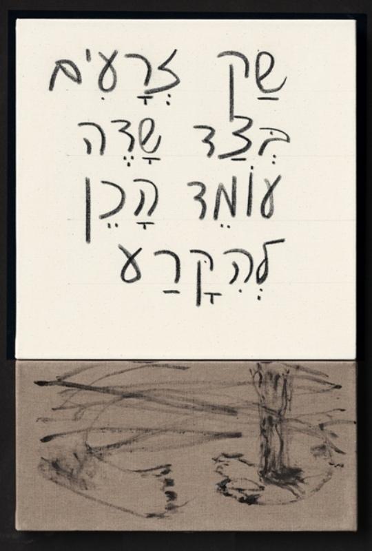 Asaf Ben Zvi, From the series Rain's Howl