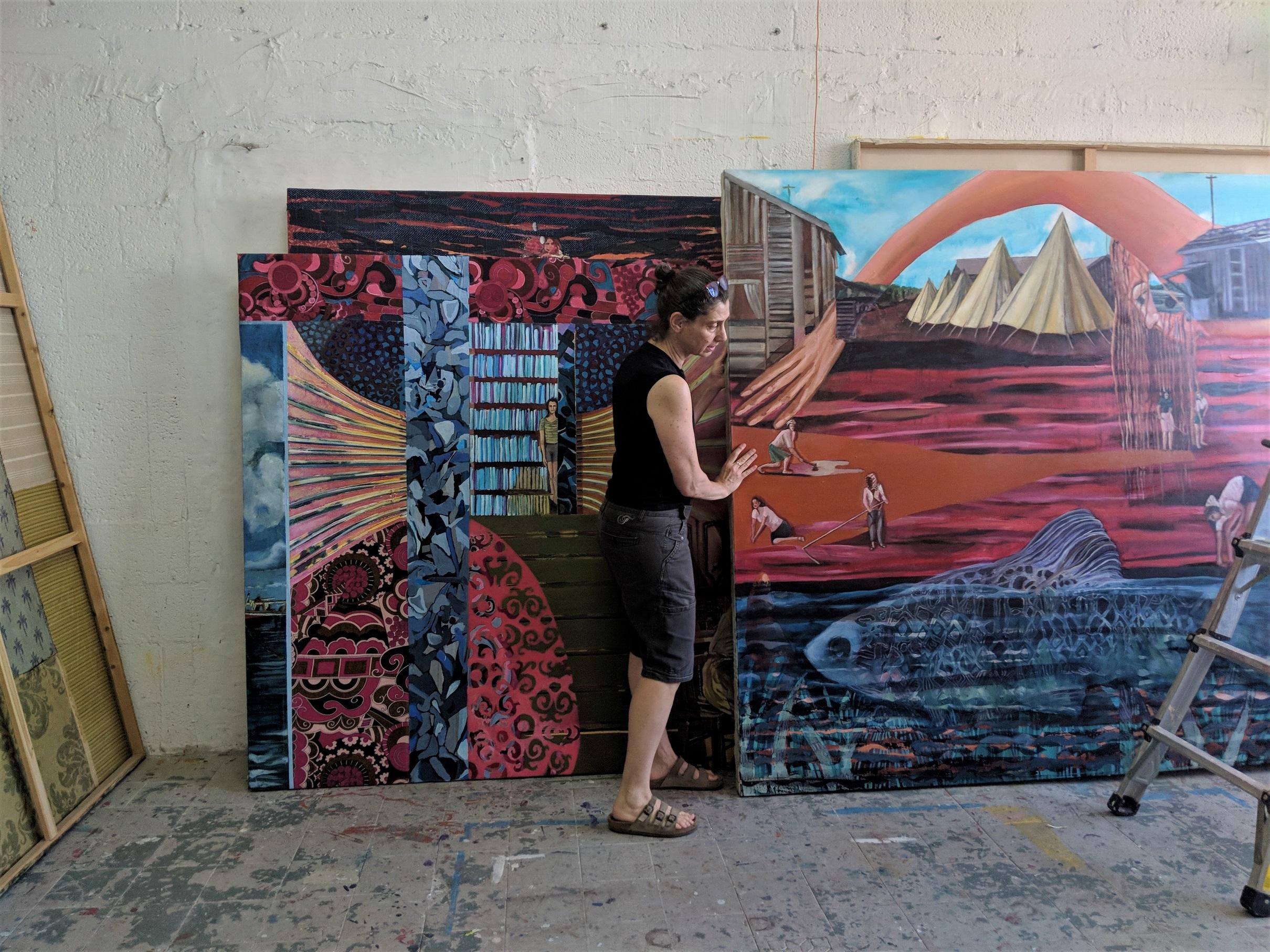 Studio Visit: Ella Amitay Sadovsky