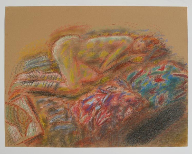 Jan Rauchwerger, Tamar Amid Pillows