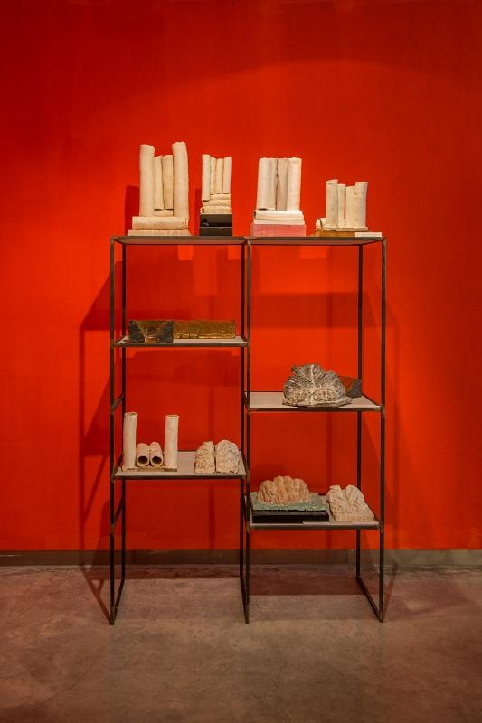 Jan Rauchwerger, Parthenon in My Life, exhibition view