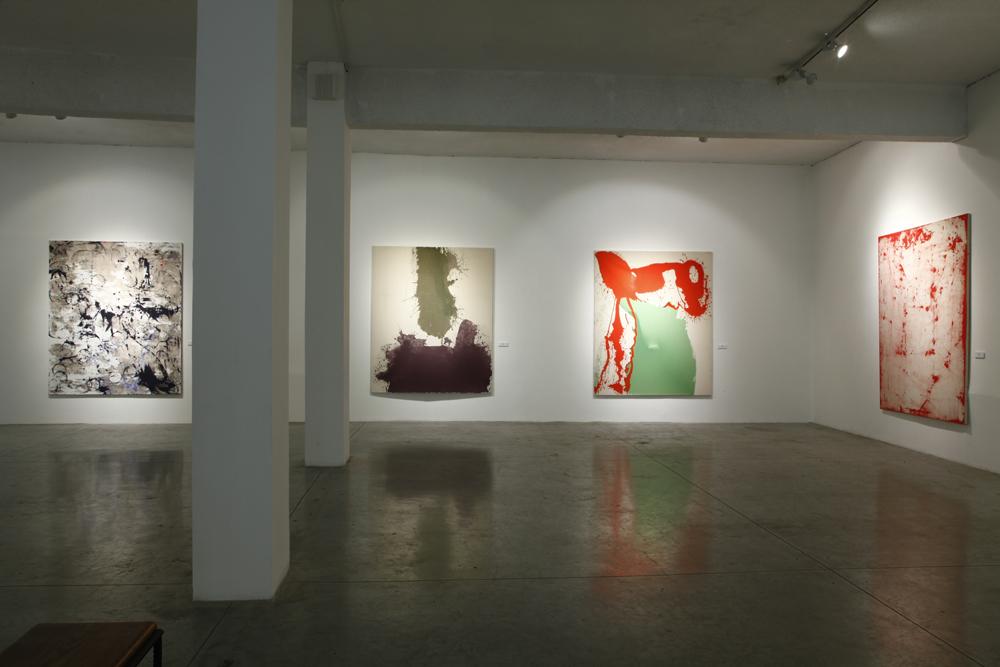 Smadar Eliasaf // Incidents Installation View