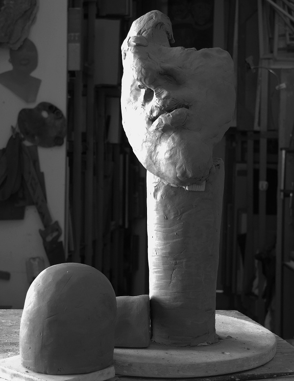 Jan Rauchwerger, The Artist's Studio