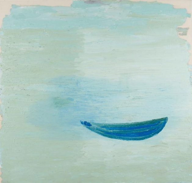 Asaf Ben Zvi, No Need for a Boat to See the Ocean