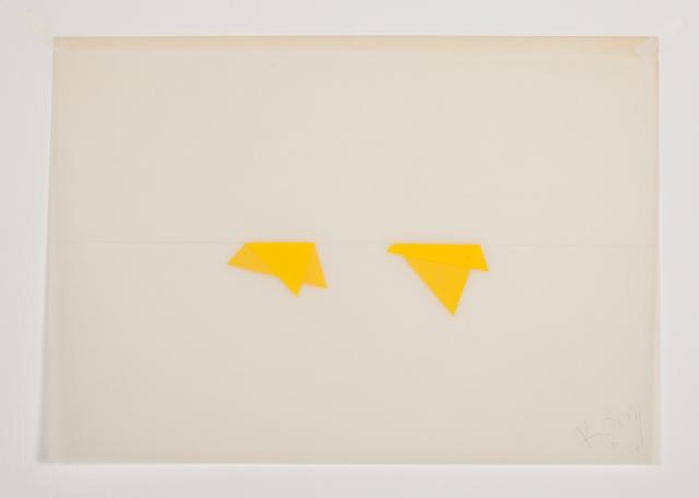 Buky Schwartz, Untitled