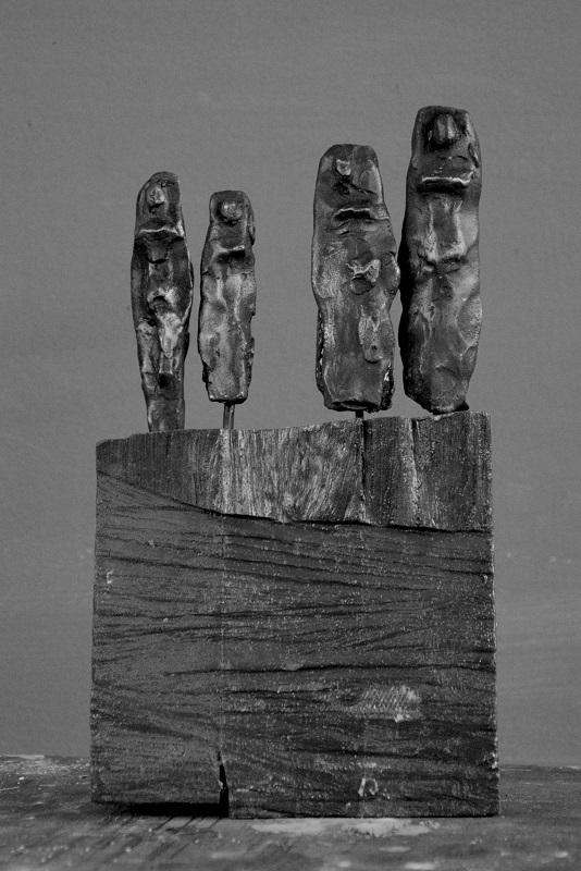 Ofer Lellouche, Four figures