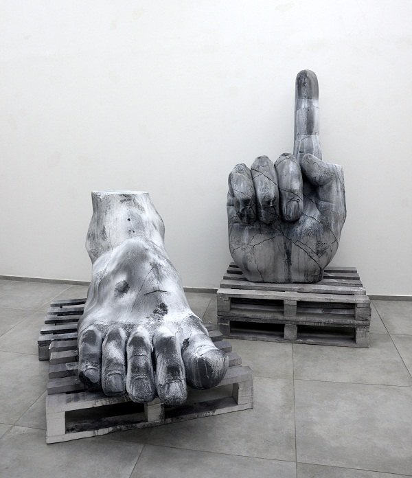 Sasha Serber, Hand & Foot