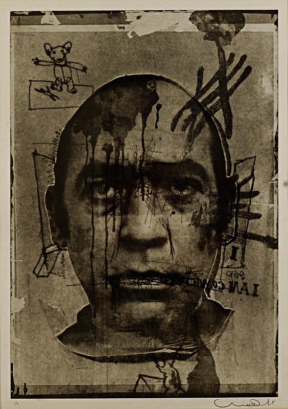 Uri Lifshitz, Self Portrait
