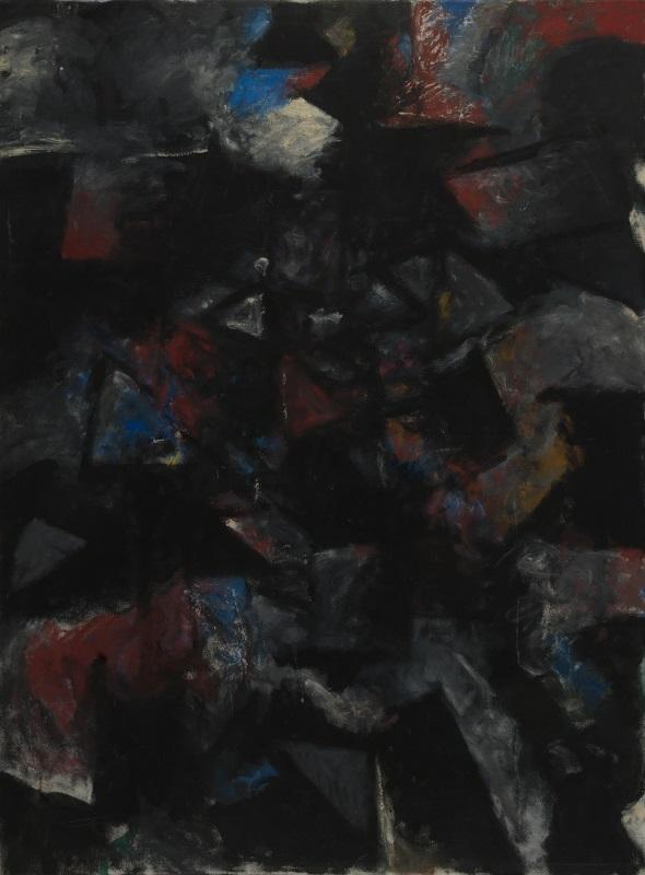 Avigdor Arikha, Composition