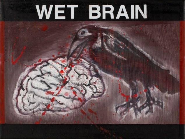 Michal Naaman, Wet Brain