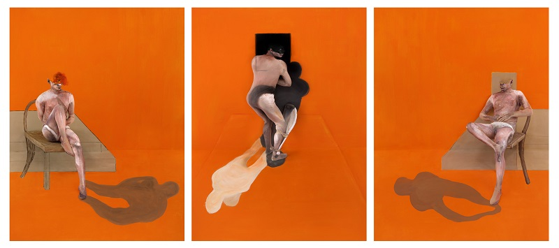Michel Platnic After Triptych, 1983