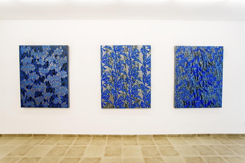 Pnina Reichman, For Your Eyes Only Exhibition view