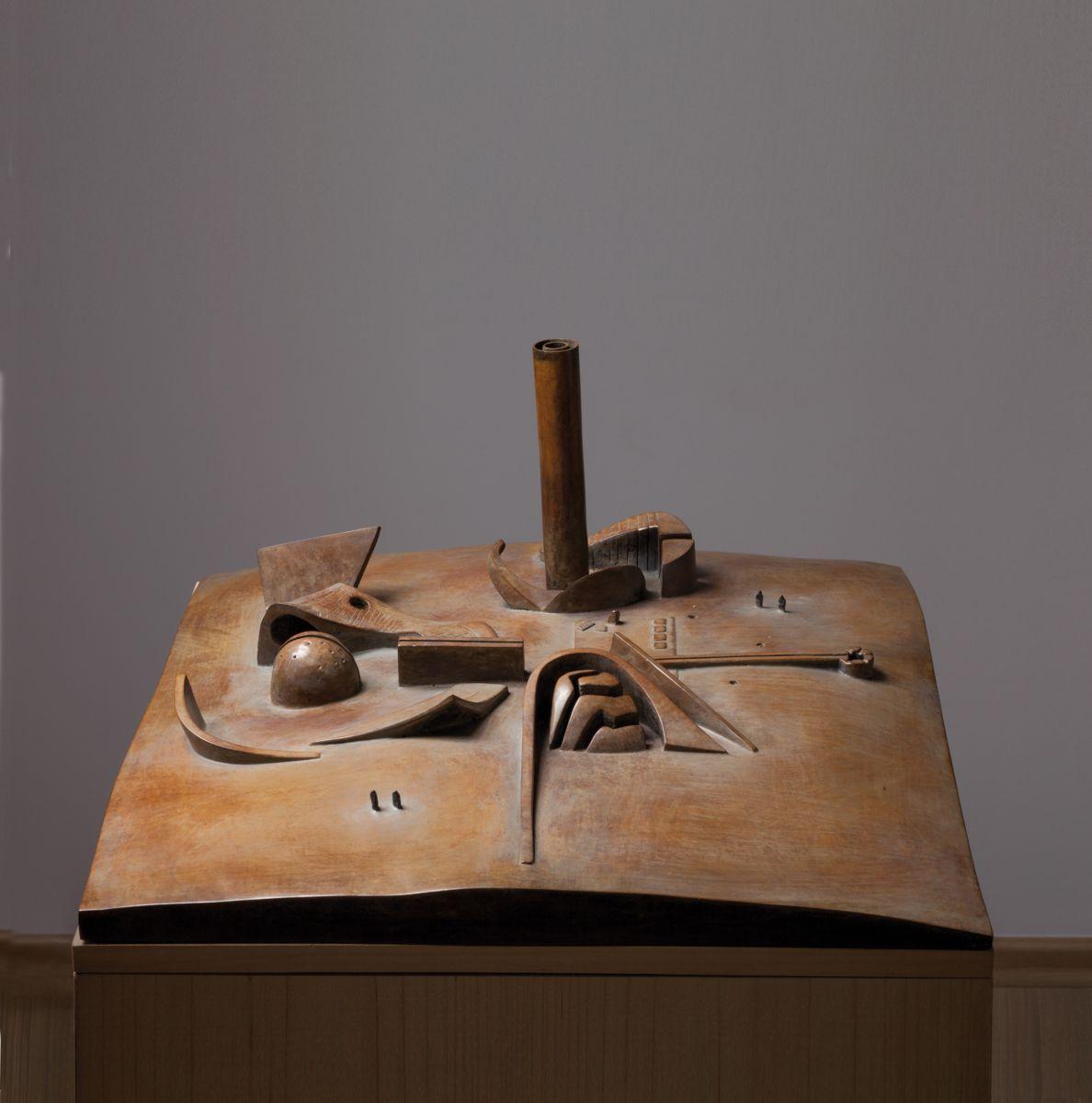 Dani Karavan, Negev Monument 11