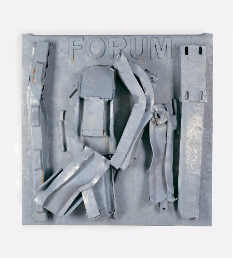Yaacov Dorchin, Forum with Houses and Pathways