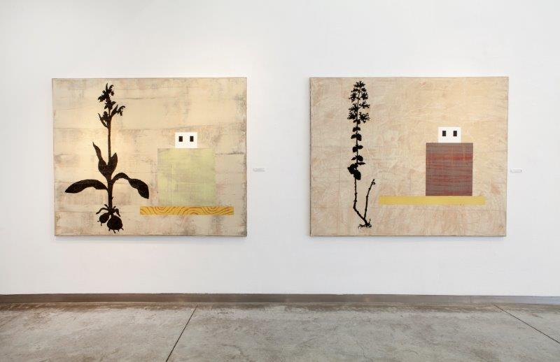 Larry Abramson, Chovevei Zion - Installation view