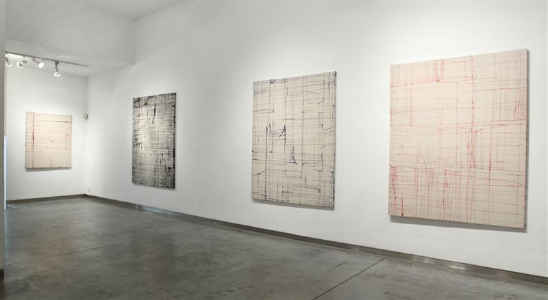 Smadar Eliasaf // Melting Mondrian Installation View