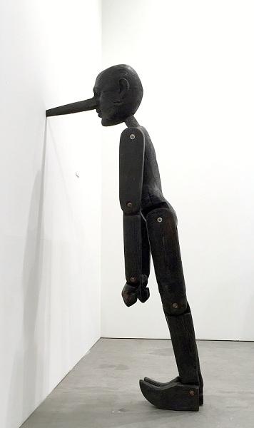 Sasha Serber, Burnt Pinocchio