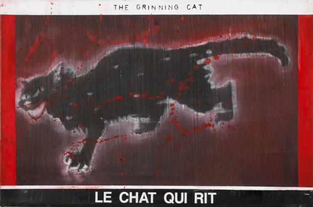 Michal Naaman, Le Chat Qui Rit