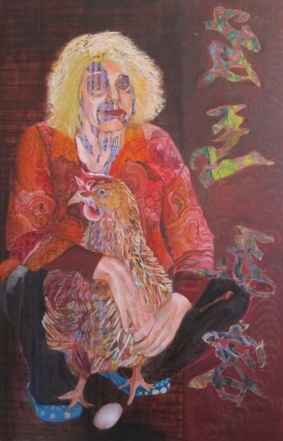 Ella Amitay Sadovsky, Mom, Chicken and an Egg