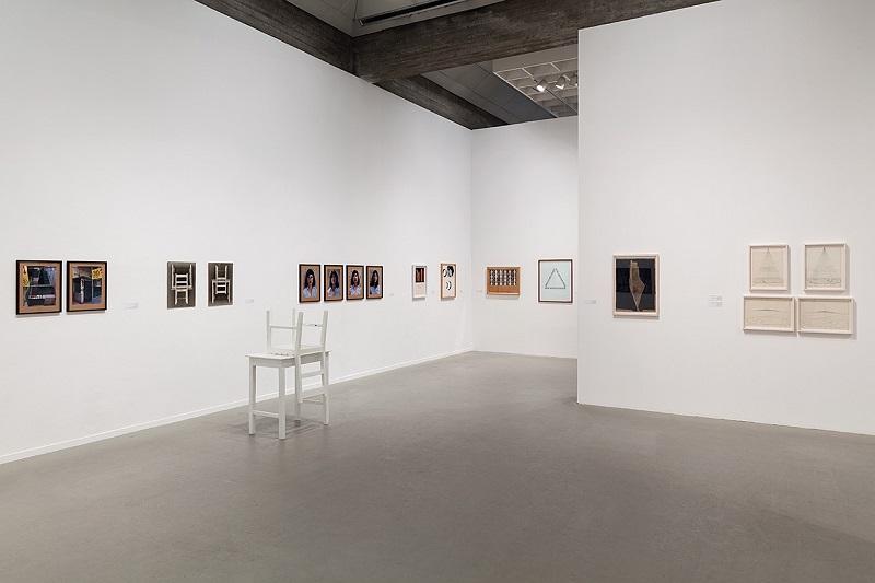 Deganit Berest, Exhibition view at the Tel Aviv Museum Of Art