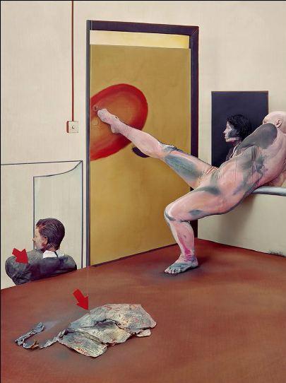 Michel Platnic After Painting, 1978