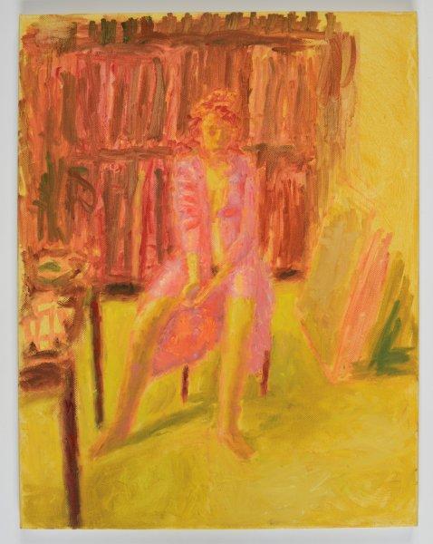 Jan Rauchwerger, Manon, Evening Drawing