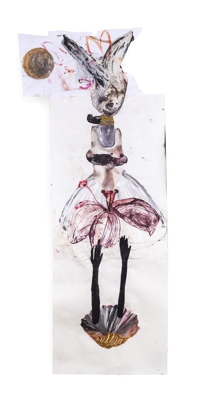 Ruthi Helbitz Cohen, Black hands