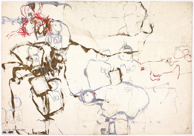 Yair Garbuz, Untitled