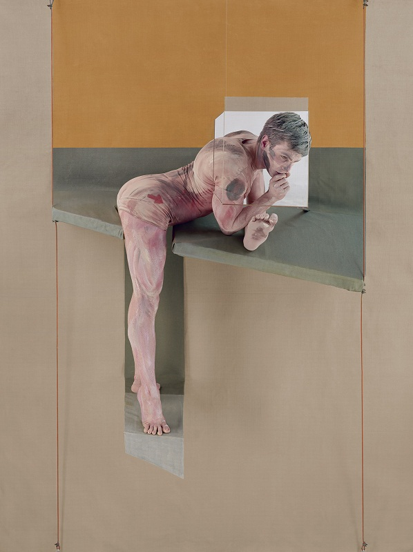 Michel Platnic After Study from the Human Body, 1991