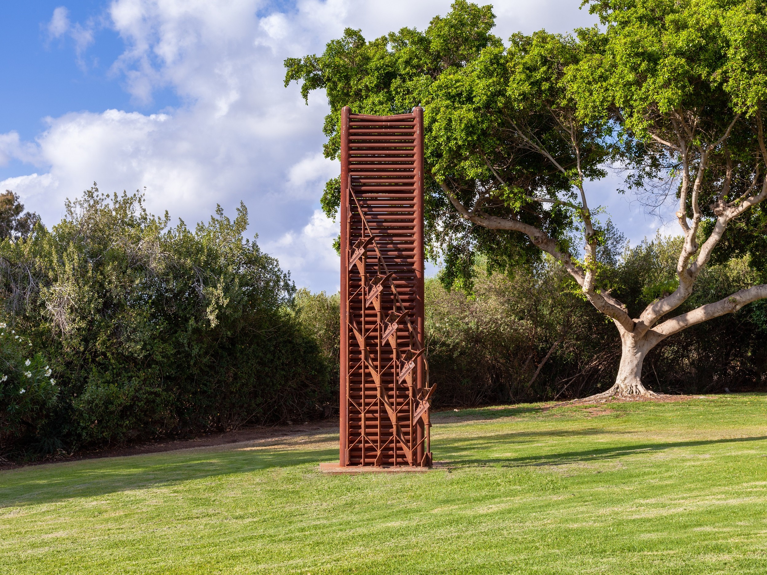 Avyam Sculpture Garden by Dorchin