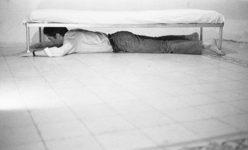 David Ginton, Pain (Bed)