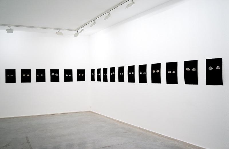 "Deganit Berest, ""2014"" Installation View at Julie M Gallery"