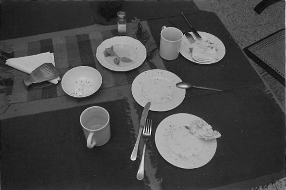 Simcha Shirman, Satuday Breakfast
