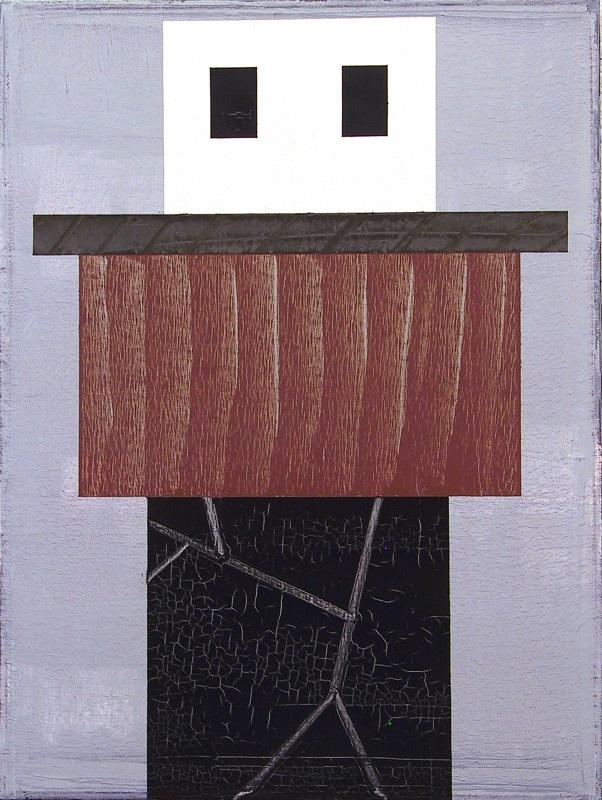 Larry Abramson, Return of the Black Square XVII