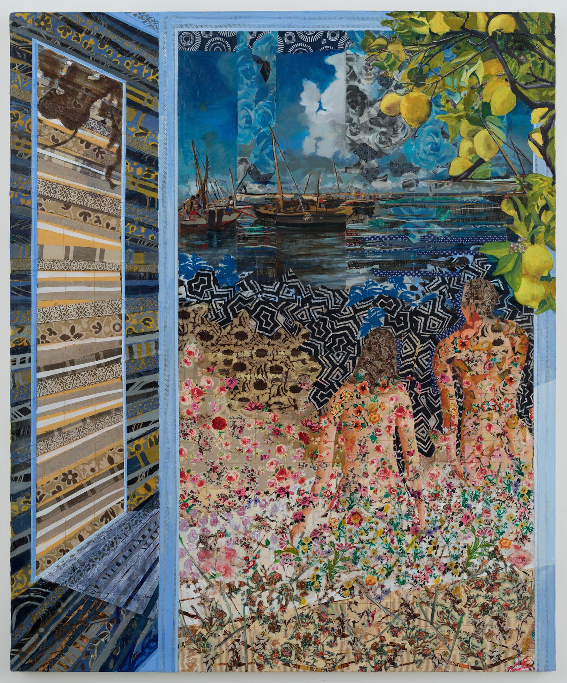 Ella Amitay Sadovsky, Sea view and lemons
