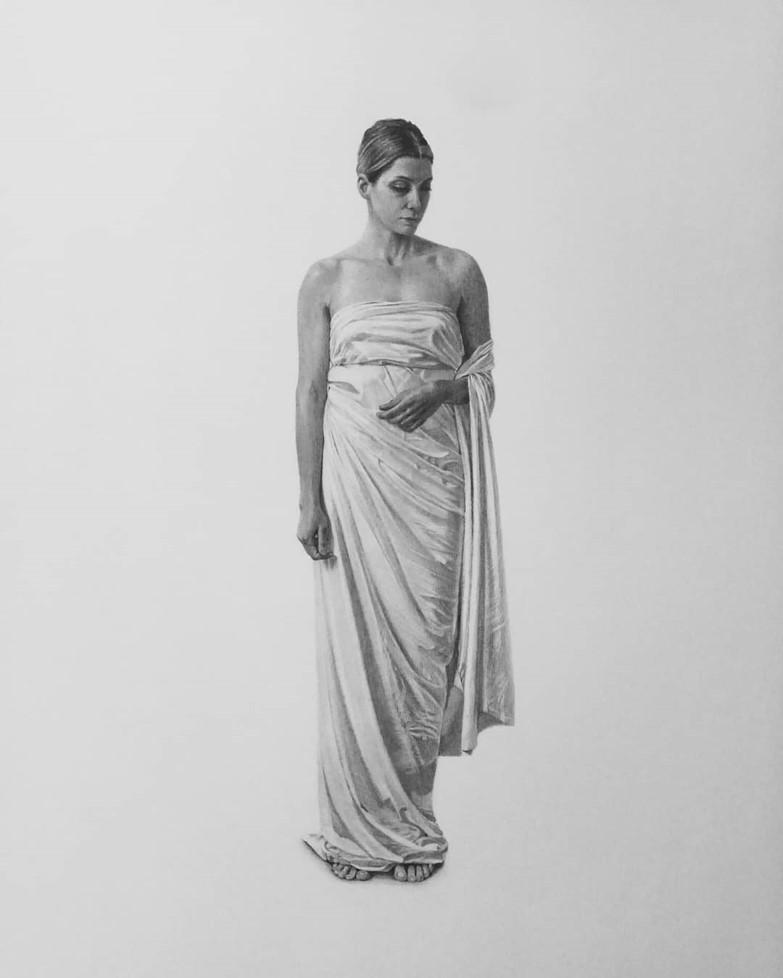 Shamah Shihadi / Self Portrait