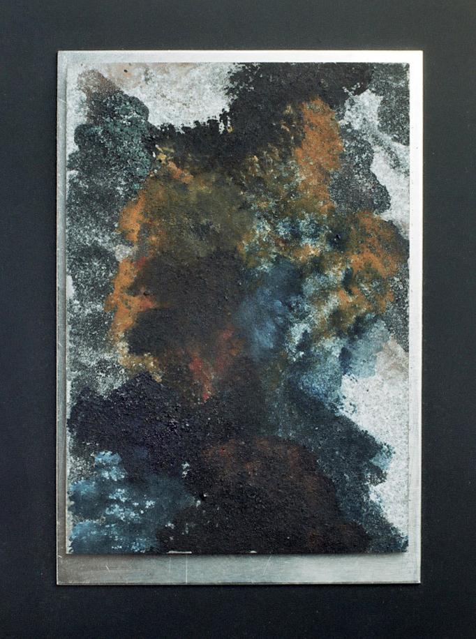 "Dina Recanati / From the ""Cosmos"" series, no. V"