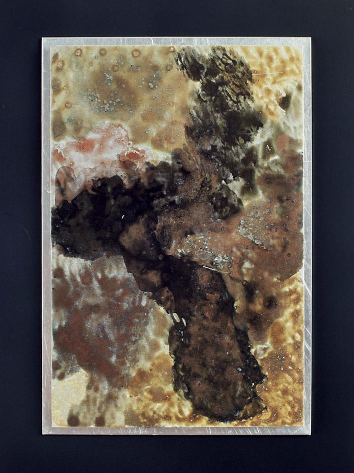 "Dina Recanati / From the ""Cosmos"" series, no. IV"