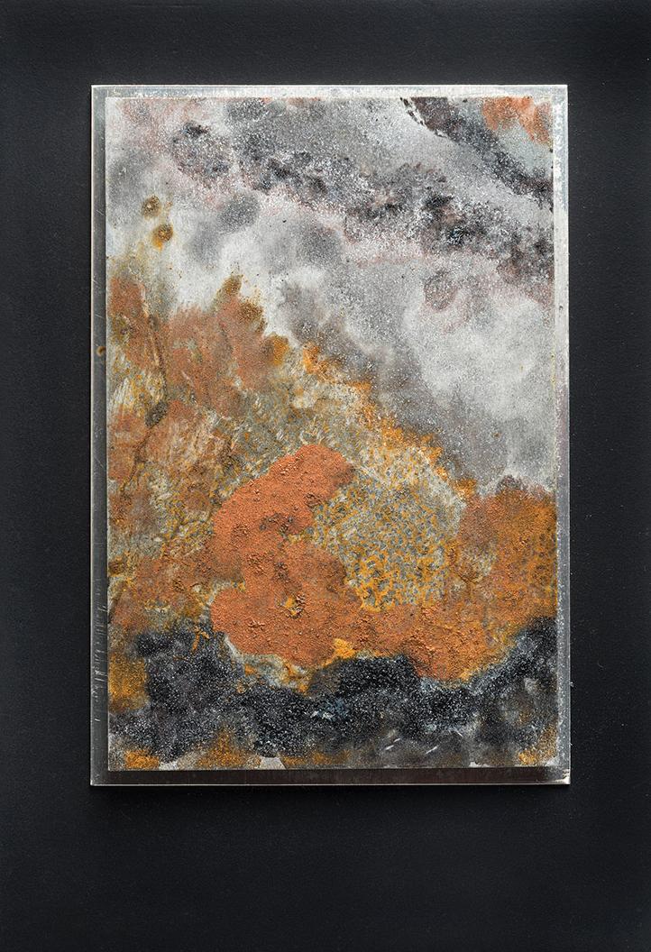 "Dina Recanati / From the ""Cosmos"" series, no. VII"