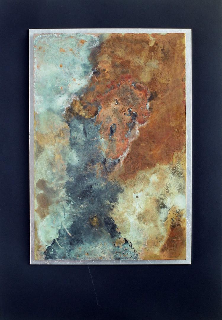 "Dina Recanati / From the ""Cosmos"" series, no. VIII"
