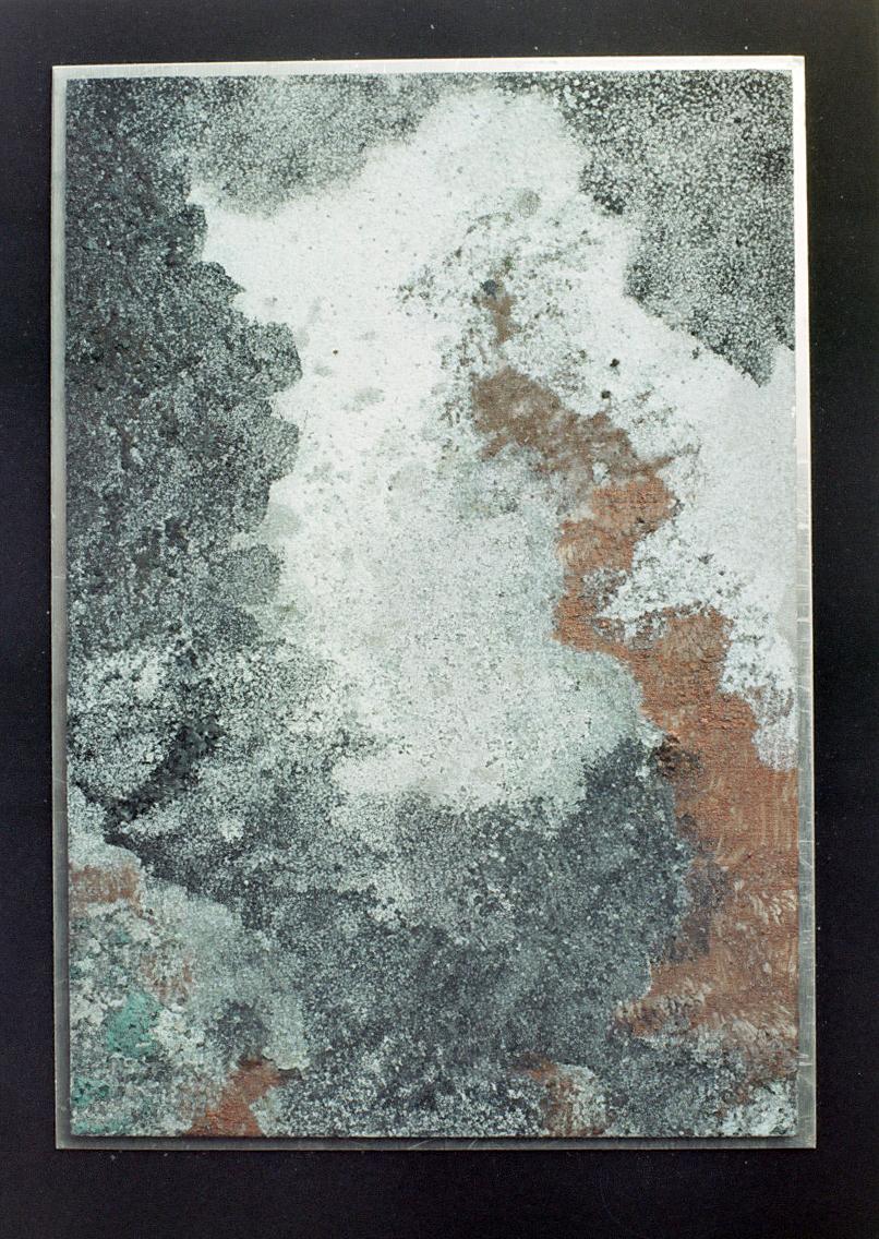 "Dina Recanati / From the ""Cosmos"" series, no. IX"
