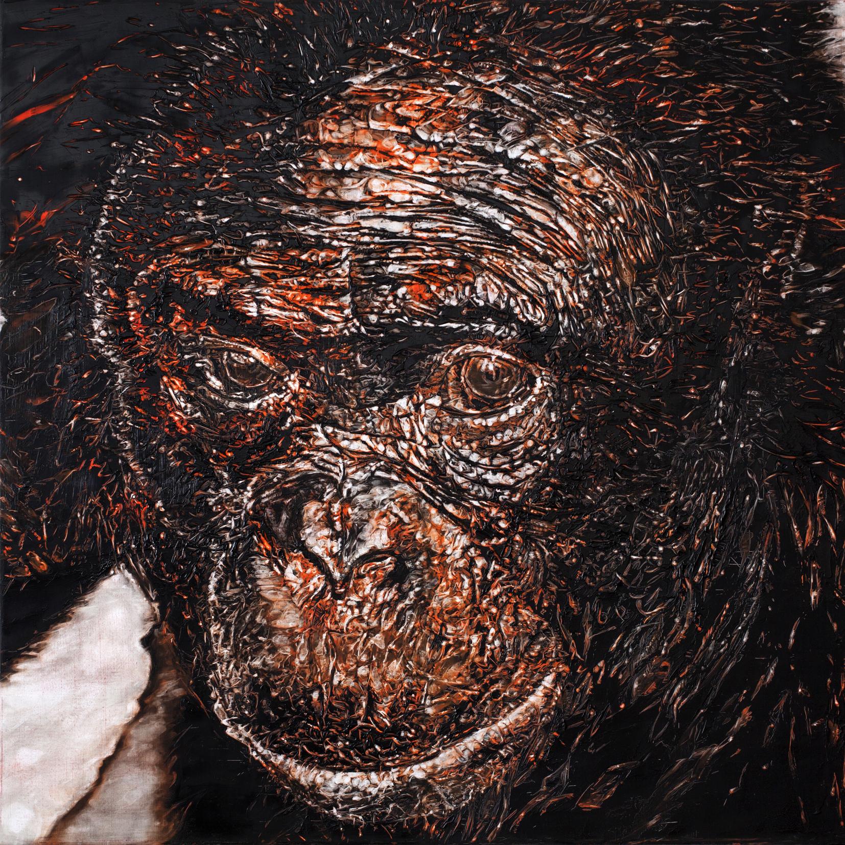 Gilad Efrat / Untitled (Ape)