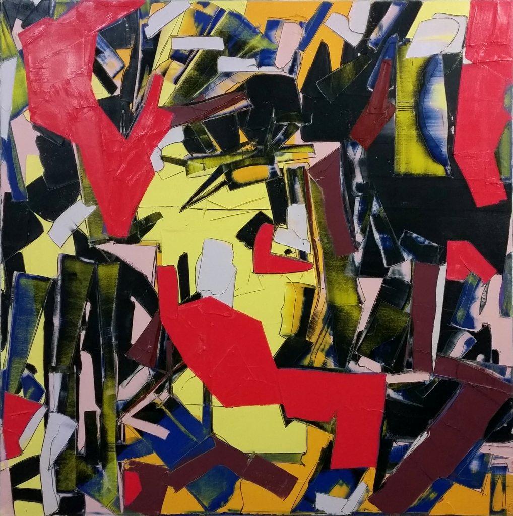 Gilad Efrat, Untitled
