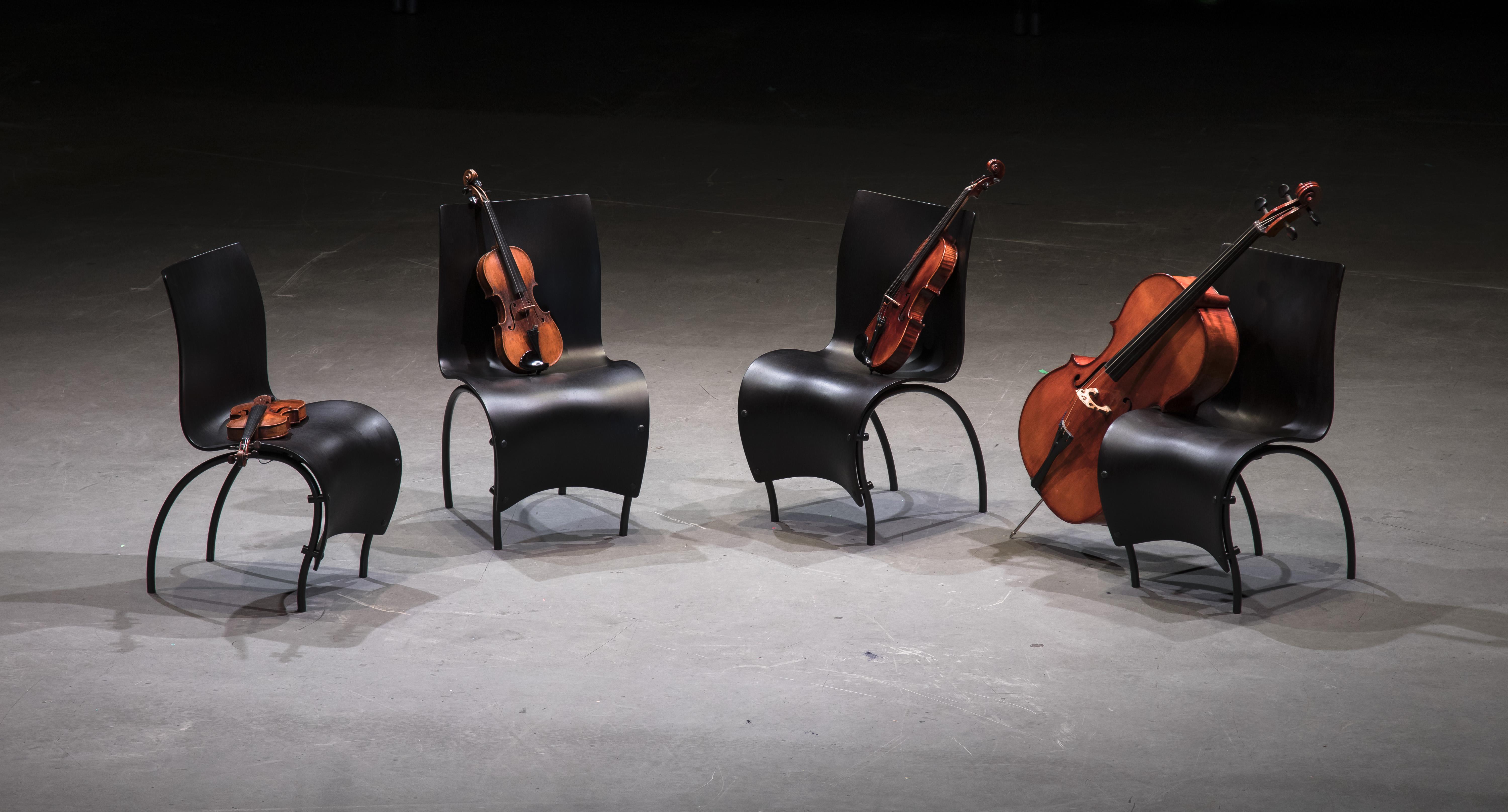 Ron Arad, Quartet