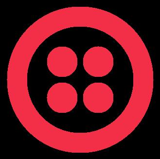 Twilio color logo