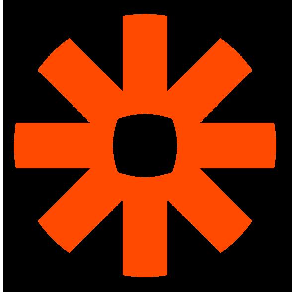 Zapier color logo