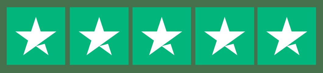 stars trustpilot