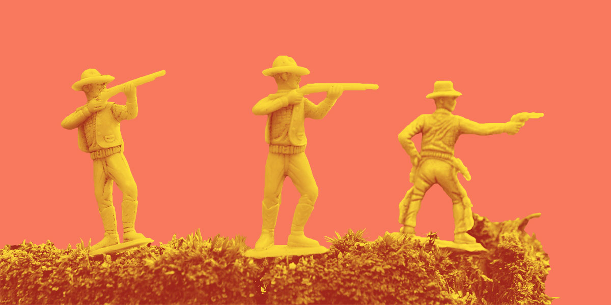 Wrangling the Wild, Wild West of Content