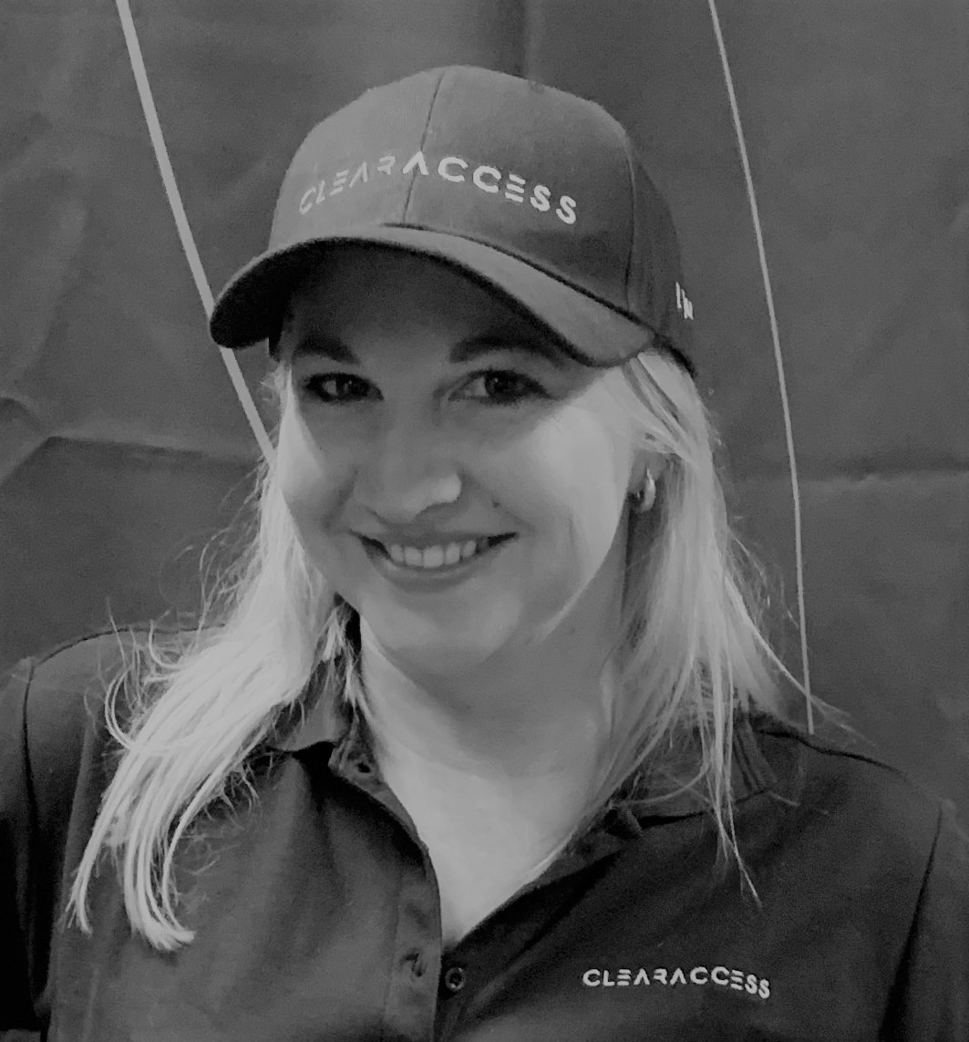 Jo-Anne Hobday – Sales Manager at Clear Access