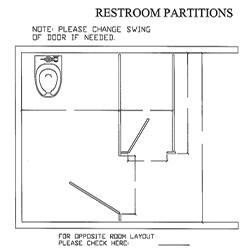 Partition Alcove 2 Plans
