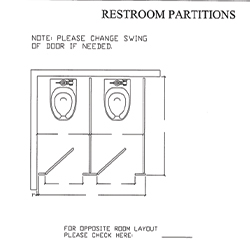 Partition Corner Mount 2 Plans